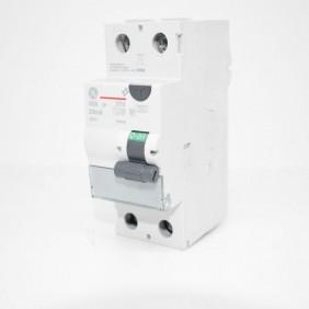 Circuit breaker GE 40A 30mA 2P Type 604006
