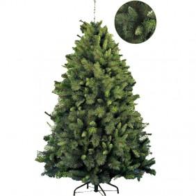 Albero di Natale Giocoplast Germogliato alto 150cm 520 Rami