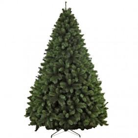 Albero di Natale Giocoplast Germogliato Maxi Alto 210cm 1881 Rami