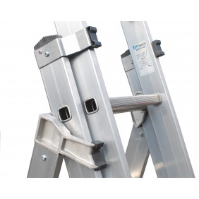 L'échelle Frigerio Multifonction trois troncs...