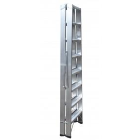 Scala Frigerio a doppia salita altezza 2,03 metri 6015/08