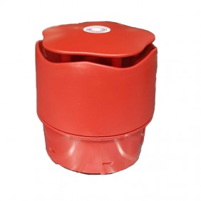 Fire siren Siemens red Multitone IP66 IT2ASBAN1224R