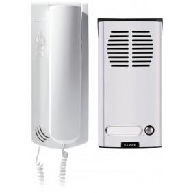 Kit Interphone Vimar Elvox System Detached 4+1 Wires K62K0.01