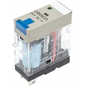 Electromechanical relay Omron 10A 24DC...