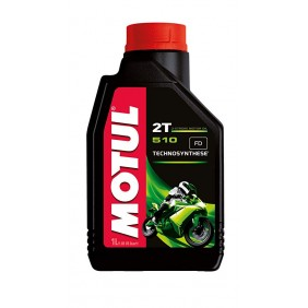 Oil for Motorcycle MOTUL 510 2-Stroke PowerLube 1 litre 16448