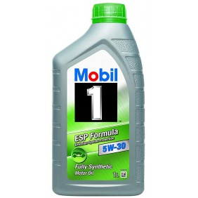 Engine oil Cars MOBIL 1 ESP FORMULA 5W30 1 Liter 2002