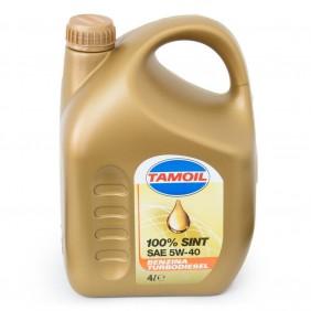 Olio per Auto TAMOIL SINT 100% sintesi 5W40 B-D...