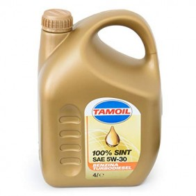 Oil for Auto TAMOIL 100% synthetic 5W30-B-D-4-Liter-9579