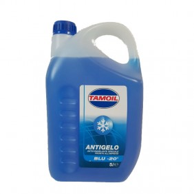 Liquid Radiators Tamoil BLUTAMOIL Antifreeze Blue -20° to 5 litres 16264