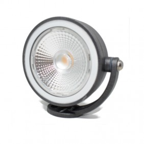 Lamp Drop CLOCK Ø 120 LED 10W 3000K Grey 4664GR3K