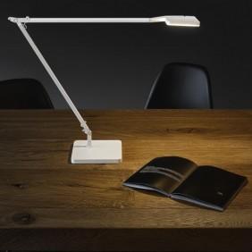 Lampada da tavolo Panzeri JACKIE LED di colore Bianco C07701.000.0409