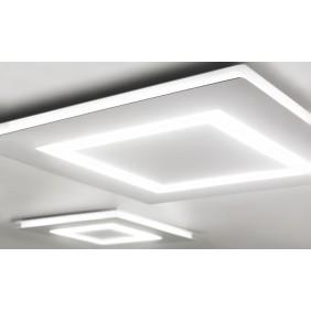 Schermo piatto Led Panzeri 46W 3000K Bianco soffitto P07501.051.0102