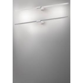 Lampada da parete girevole Egoluce Lancia 18W 3000K 4568.31.31/WW