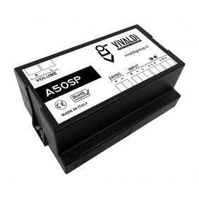 Amplificatore supplementare di potenza Vivaldi 25+25W A50SP