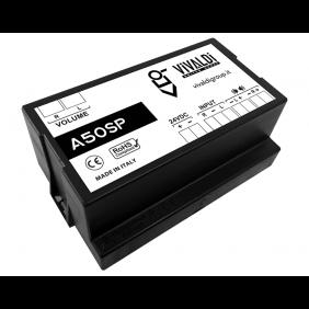 Extra amplifier power Vivaldi 25+25W A50SP