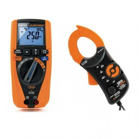 Kit HT Multimeter JUPITER + Transducer, clamp-on HT4006 HA00JUPI