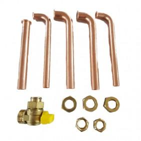 Kit Faucets Savio for Condensing boilers