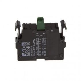 Contatto ausiliario Eaton M22-K10 NA a Vite fissaggio Frontale 216376