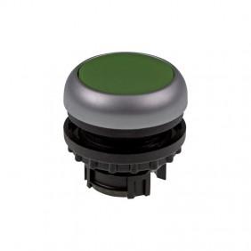 Actuador de Botón de empuje Eaton M22-D-G Verde Momentánea 216596
