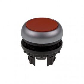 Actuador de Botón de empuje Eaton M22-D-R Rojo Momentánea 216594