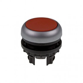 Actuator push-Button Eaton M22-D-R Red Momentary 216594