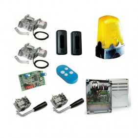 Kit Came cancello Frog battente interrato max 3.5mt 230V 001U1924