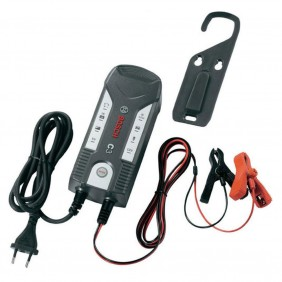 Electronic battery charger Bosch for cars and...