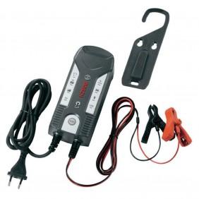 Electrónica cargador de batería Bosch para coches y motos, C3-6-12V 4441