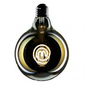 Lampadina Amarcords con filamento LED MASTERCHEF WHIRL 4W G125 2000K