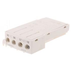 Contatti segnalazione Telemecanique LUA 1NC + 1NO LUA1C11