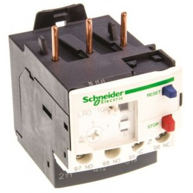 Thermal relay Telemecanique TeSys LRD 4-6A LRD10