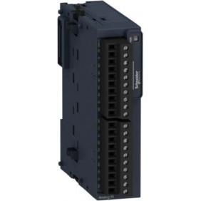 Módulo de entrada analógica de Telemecanique TM3 4 entradas TM3AI4