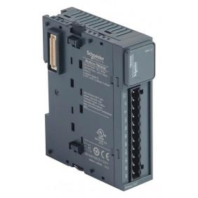 Modulo uscita analogica Telemecanique TM3 2 uscite analogiche TM3AQ2
