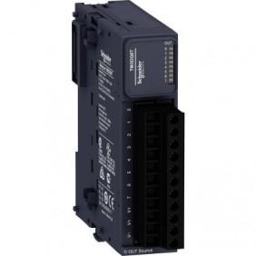 Modulo uscita digitale Telemecanique TM3 8 uscite transistor PNP TM3DQ8T