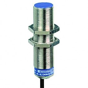 Inductive sensor Telemecanique XS6 M12 SN 4mm...