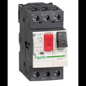 Interruttore Salvamotore Telemecanique 17-23A 2,5 Moduli GV2ME21