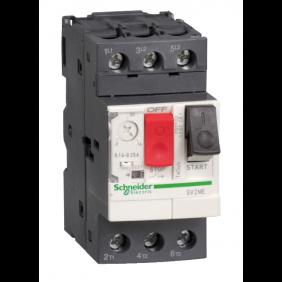 Sobrecarga interruptor de Telemecanique 6/10A 2,5 Módulos GV2ME14