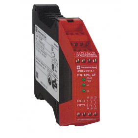 Safety relay Telemecanique Preventa 24VACDC...