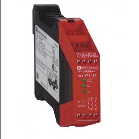 Safety relay Telemecanique Preventa 24VACDC...