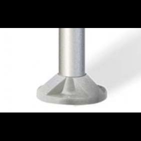 Base Mareco MISTRAL per fissaggio Pali di diametro 60mm Grigio 1480000G
