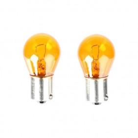 Gire las bombillas de los intermitentes, Bosch PY21W 018 1196