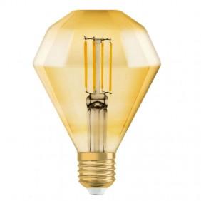 LED light bulb, Osram VINTAGE EDITION 1906 4.5 W E27 2500K LED091955BOX1