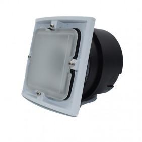 Faro ad incasso Augenti Micron bianco GX52 6W IP65 9200R/1B1.VS.00