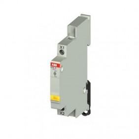Modulare di segnalazione ABB a led 115-250VCA giallo M093931