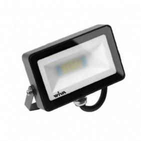 LED projector Wiva 20W 4000K Slim black IP65 91100511