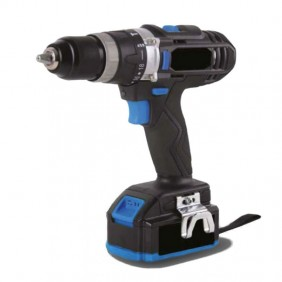 Percussion drill and impact Wrench BMM Battery Lithium 18V 990167