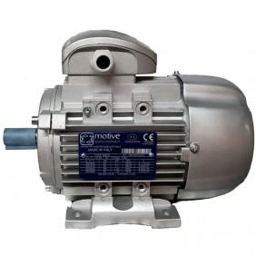 Electric motor Motive three Phase 0.75 KW 4P B3 230/400 80B-4B3