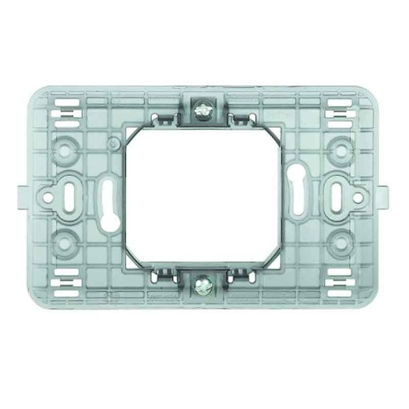 Supporto  Bticino Matix 2 Moduli centrati 503S/2A