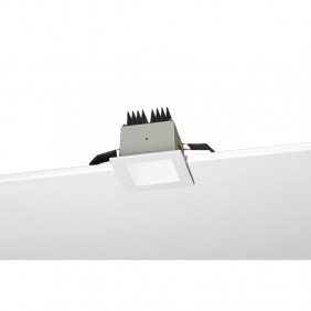 Spotlight, recessed, square Noble 9W LED 4000K...