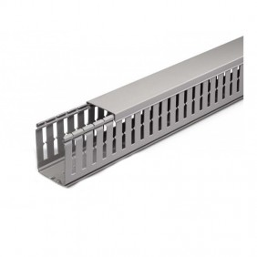 Channel wiring ABB 2 metres 25X60 4-6 Modules 05163